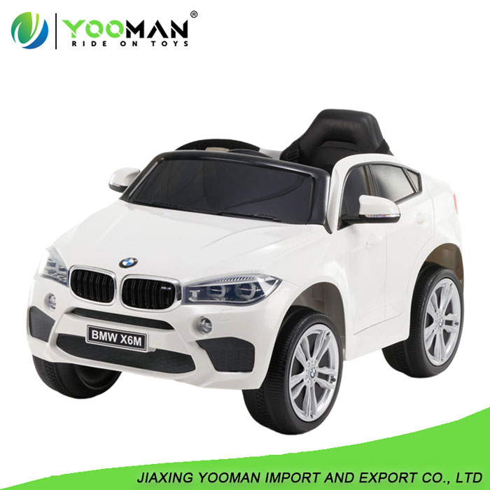 YMV7506 Kids Electric Ride on Lisenced Car