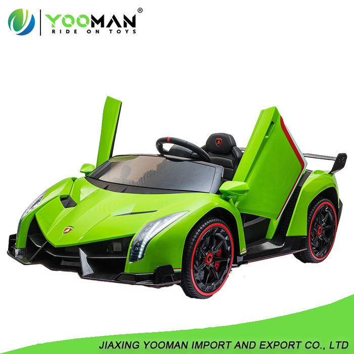 Kids Electric Ride on Lisenced Car