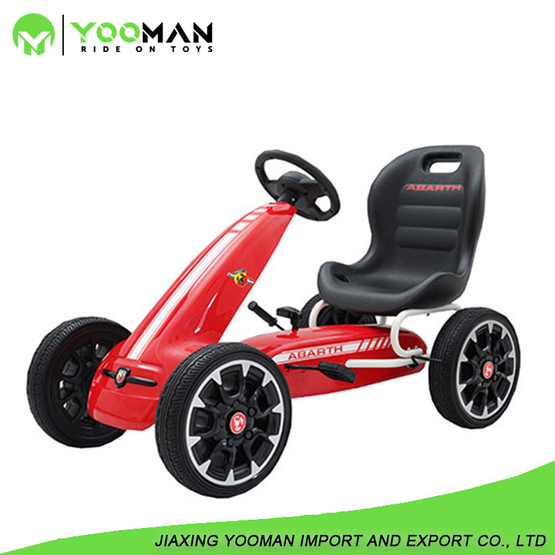 YMO4294 Kids Electric Ride on Licensed Car